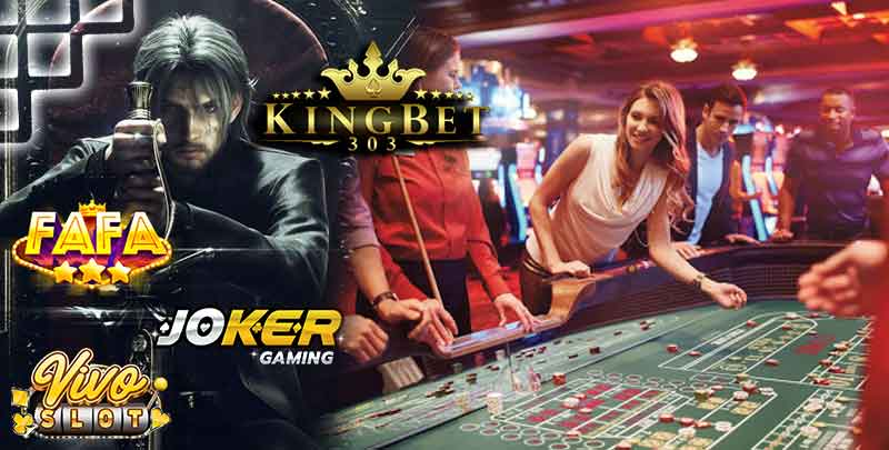Agen Joker123 Casino